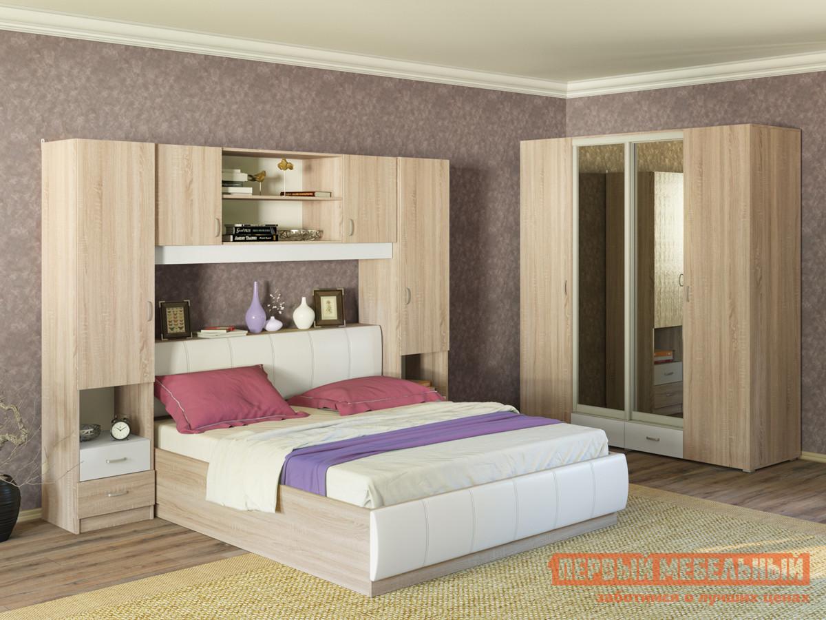 Спальный гарнитур MOBI Спальня Линда 2 спальный гарнитур орматек этюд к1