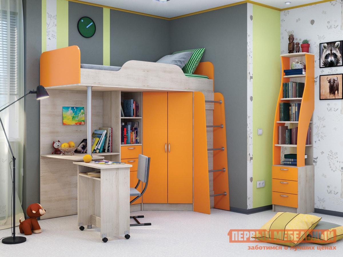 Комплект детской мебели Первый Мебельный Ника К3 комплект из прессованной бирюзы леди 2 к3 пбр 3374