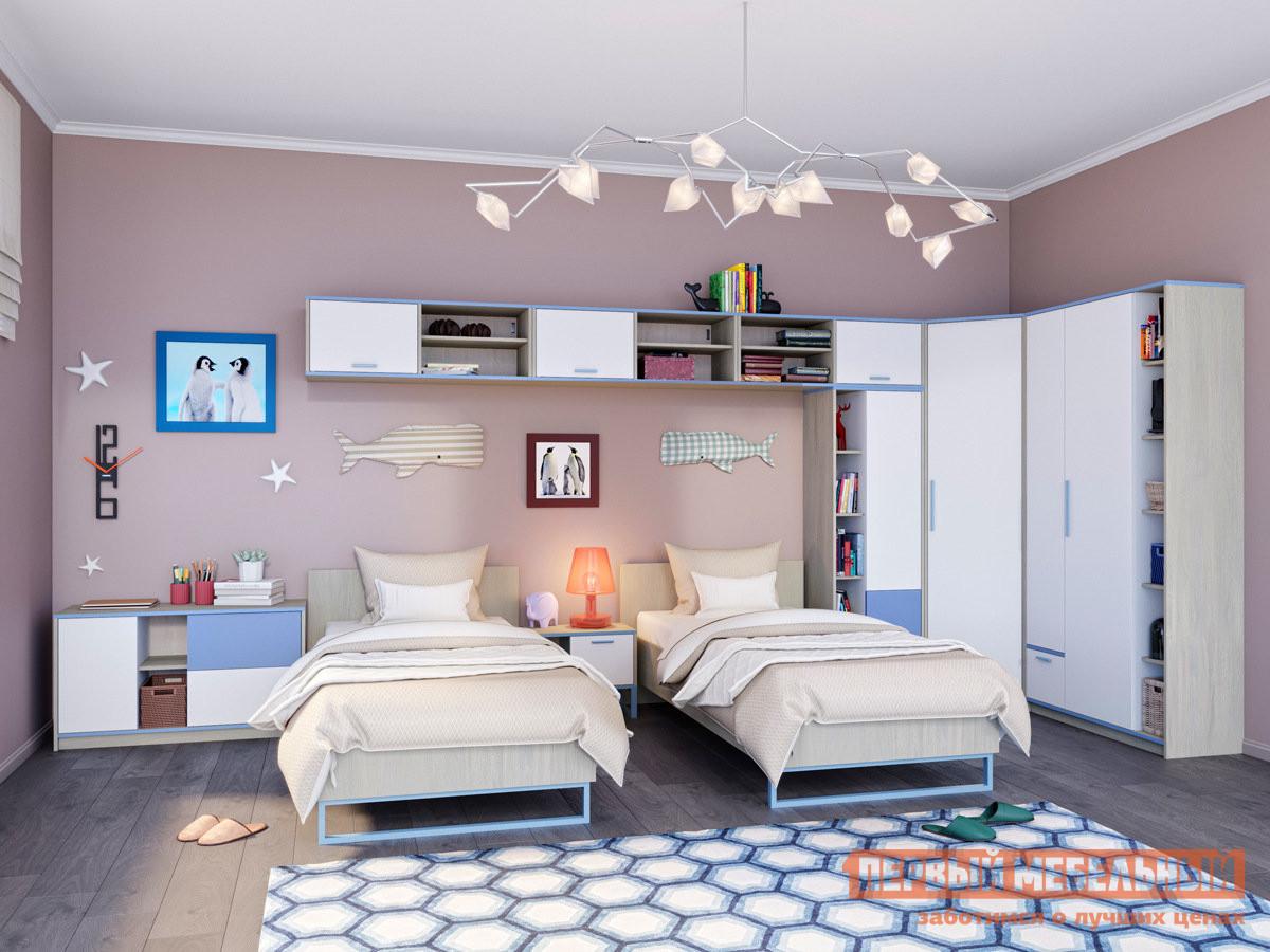 Комплект детской мебели Первый Мебельный Гольф К2