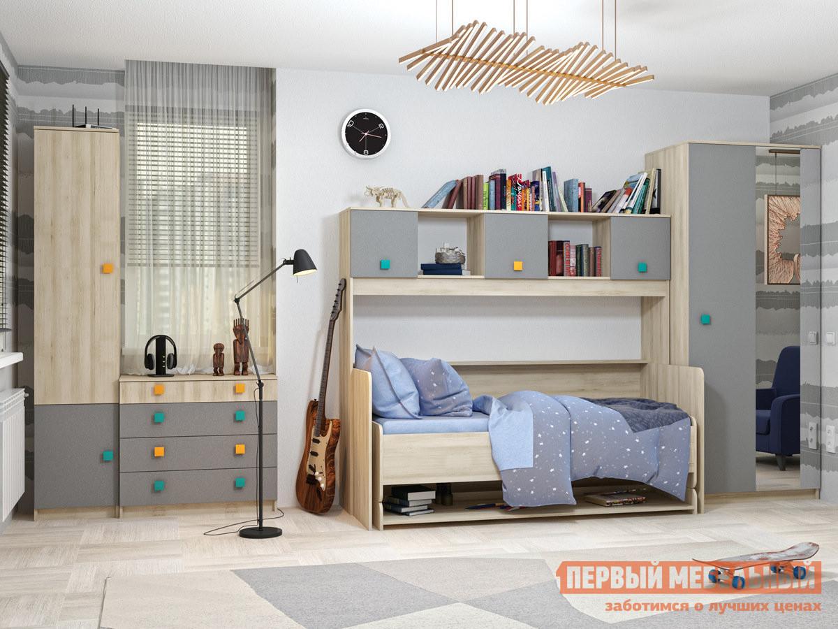 Комплект детской мебели Первый Мебельный Доминика К1 комплект офисной мебели riva рива клен к1