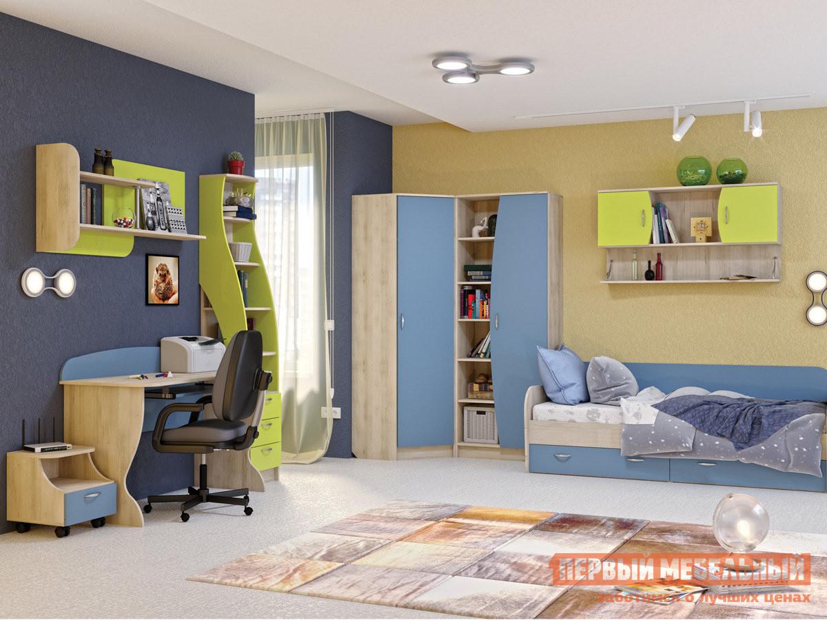 Комплект детской мебели Первый Мебельный Ника К2 комплект детской мебели джери с оранжевым столиком