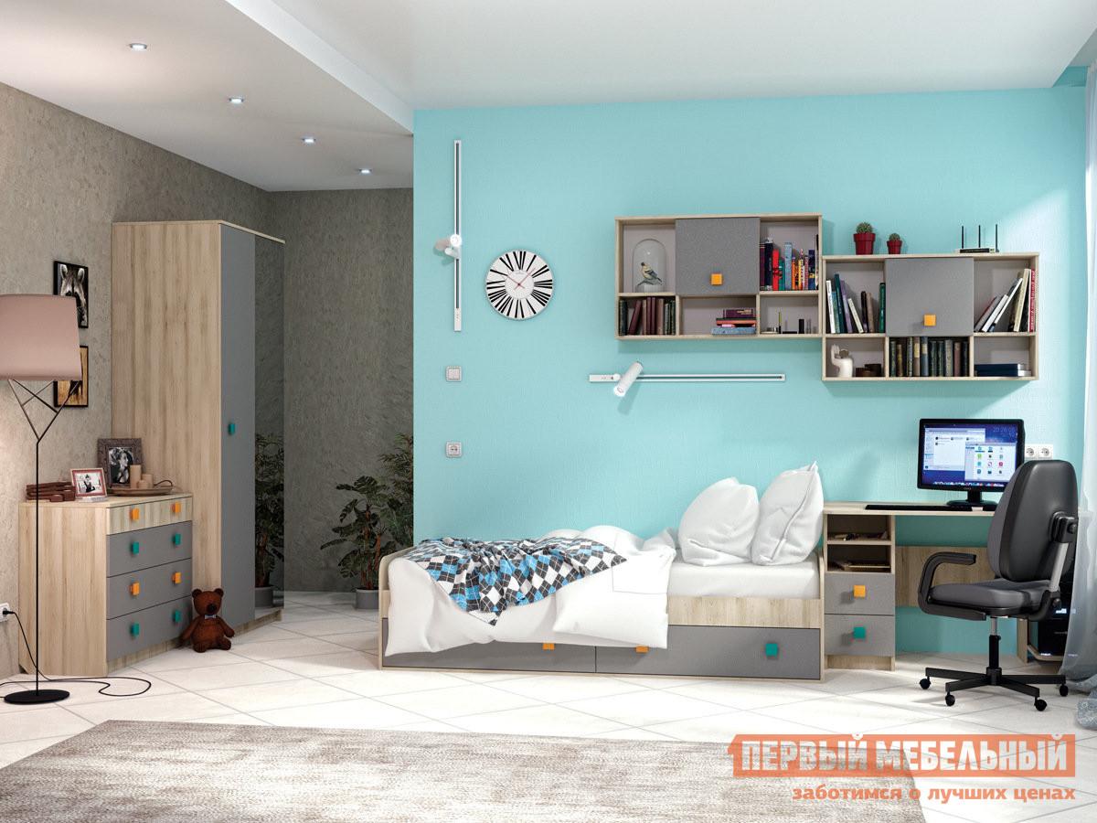 Комплект детской мебели Первый Мебельный Доминика К2 комплект из жемчуга крит к2 нжм 8297 отш