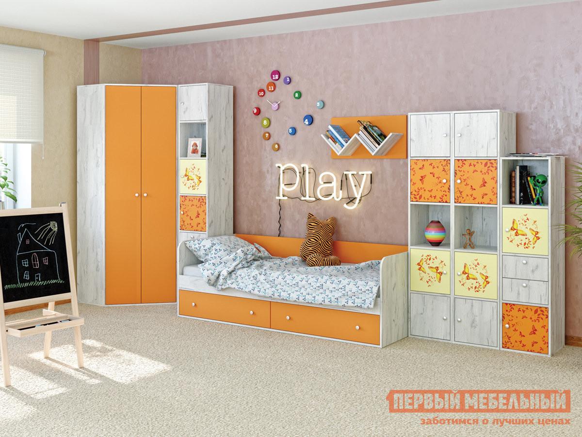 Комплект детской мебели Первый Мебельный Тетрис К4