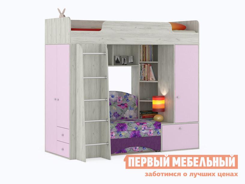 Кровать-чердак Первый Мебельный Тетрис 1 366 кровать-чердак
