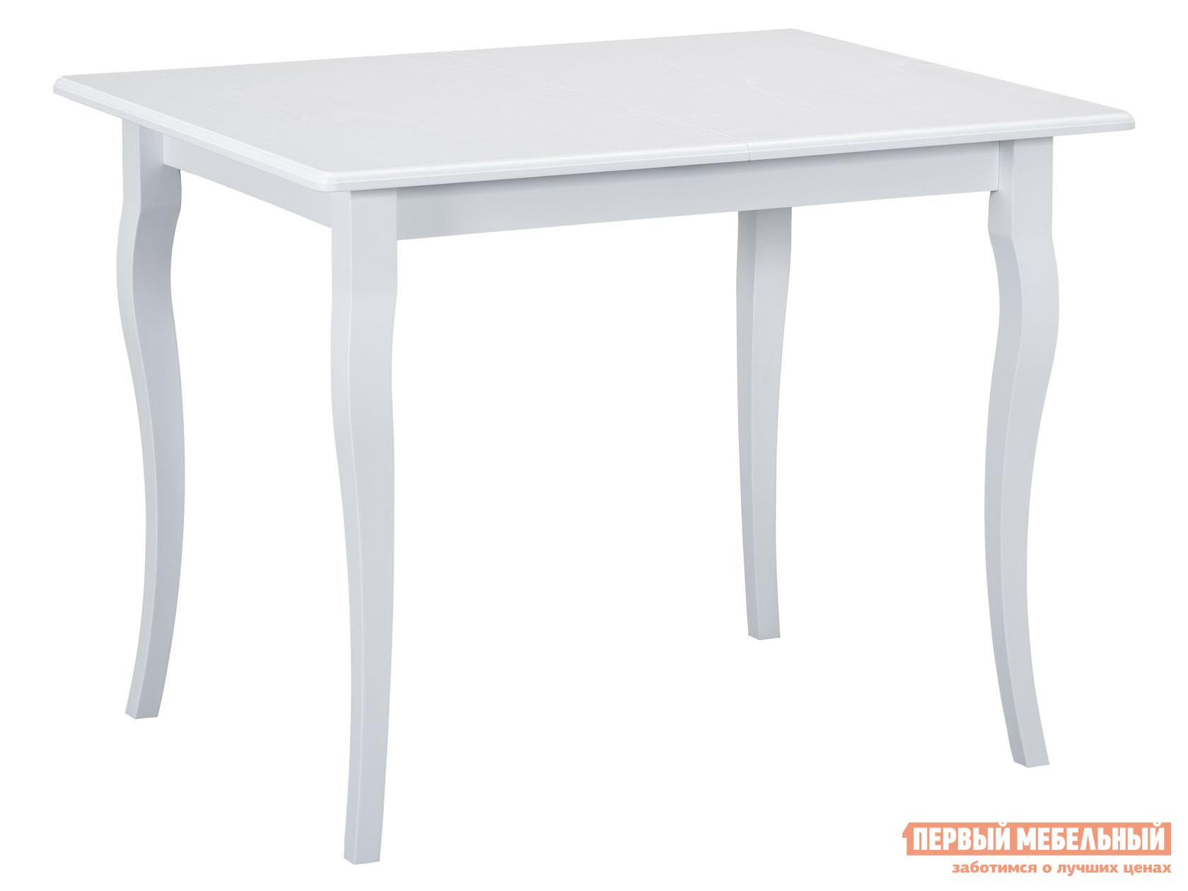 Кухонный стол  Обеденный Leonardo 1000 Белый Stolmann 137732