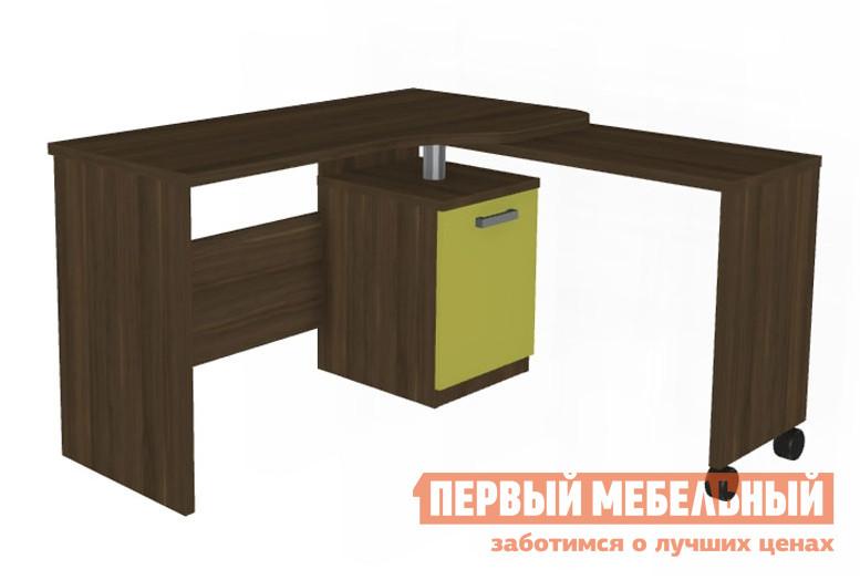 Угловой компьютерный стол модекс 14 любимый дом купить в мос.