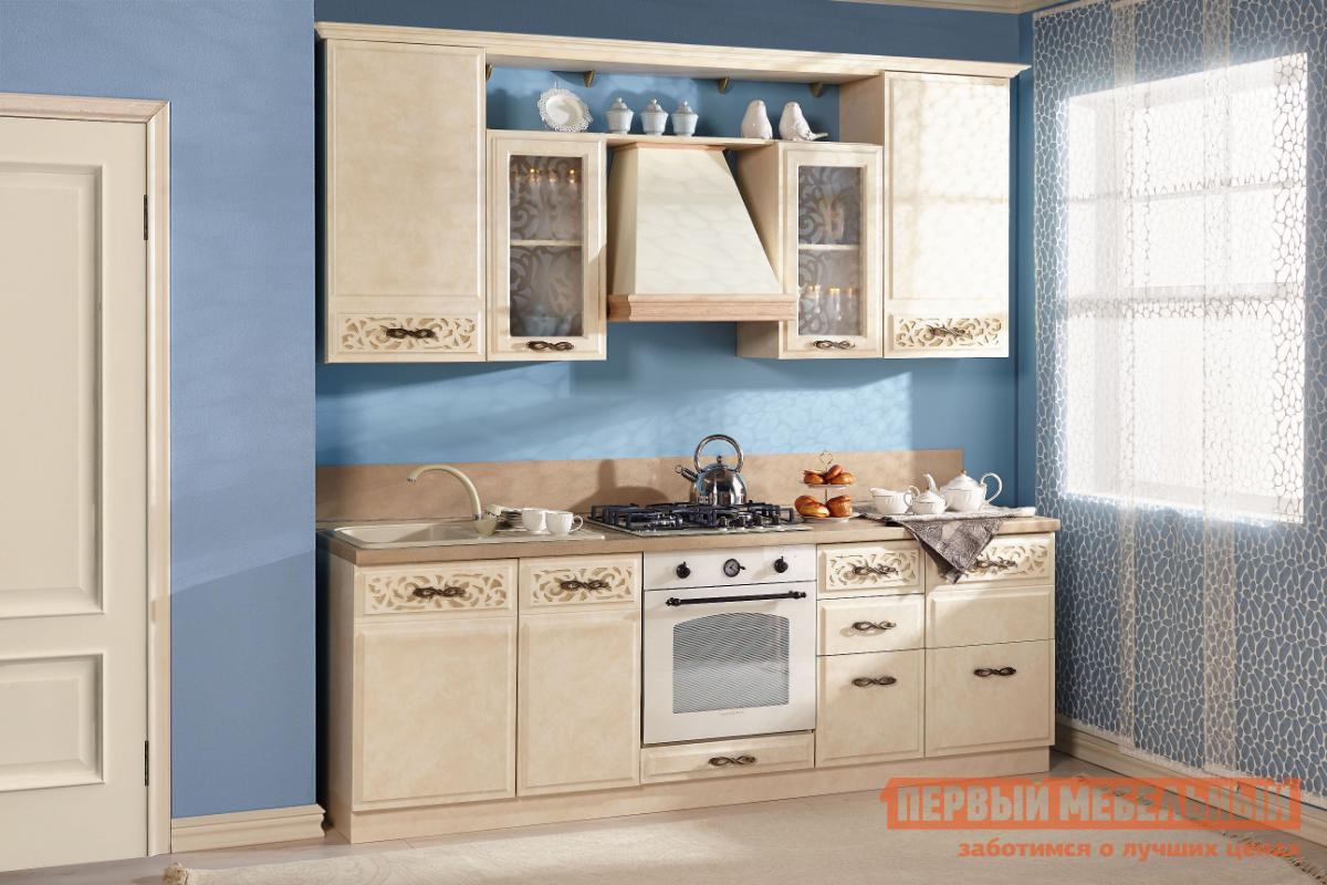 Кухонный гарнитур Любимый дом Александрия КГ любимый дом кухонный гарнитур анастасия