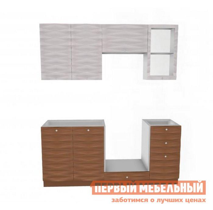 Кухонный гарнитур Любимый дом Кристалл ЛК2