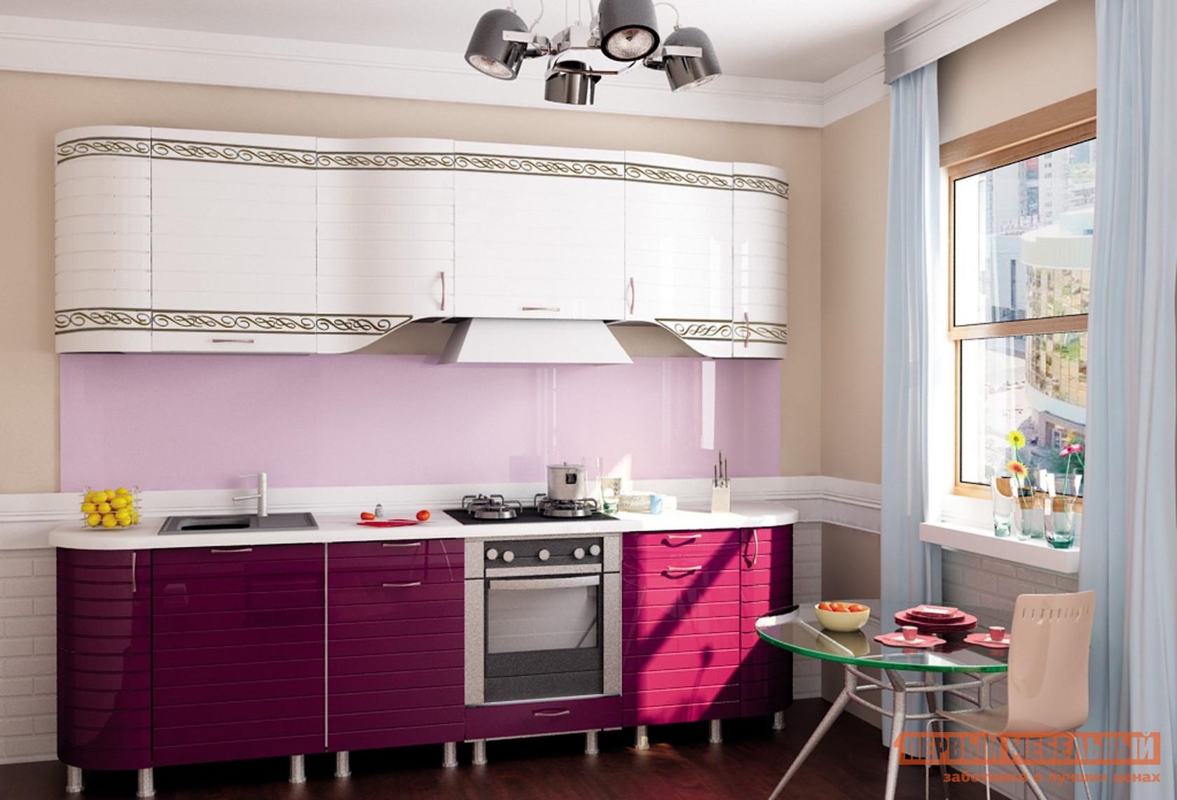 Кухонный гарнитур Любимый дом Анастасия 270 см кухонный гарнитур трия оливия 180 см