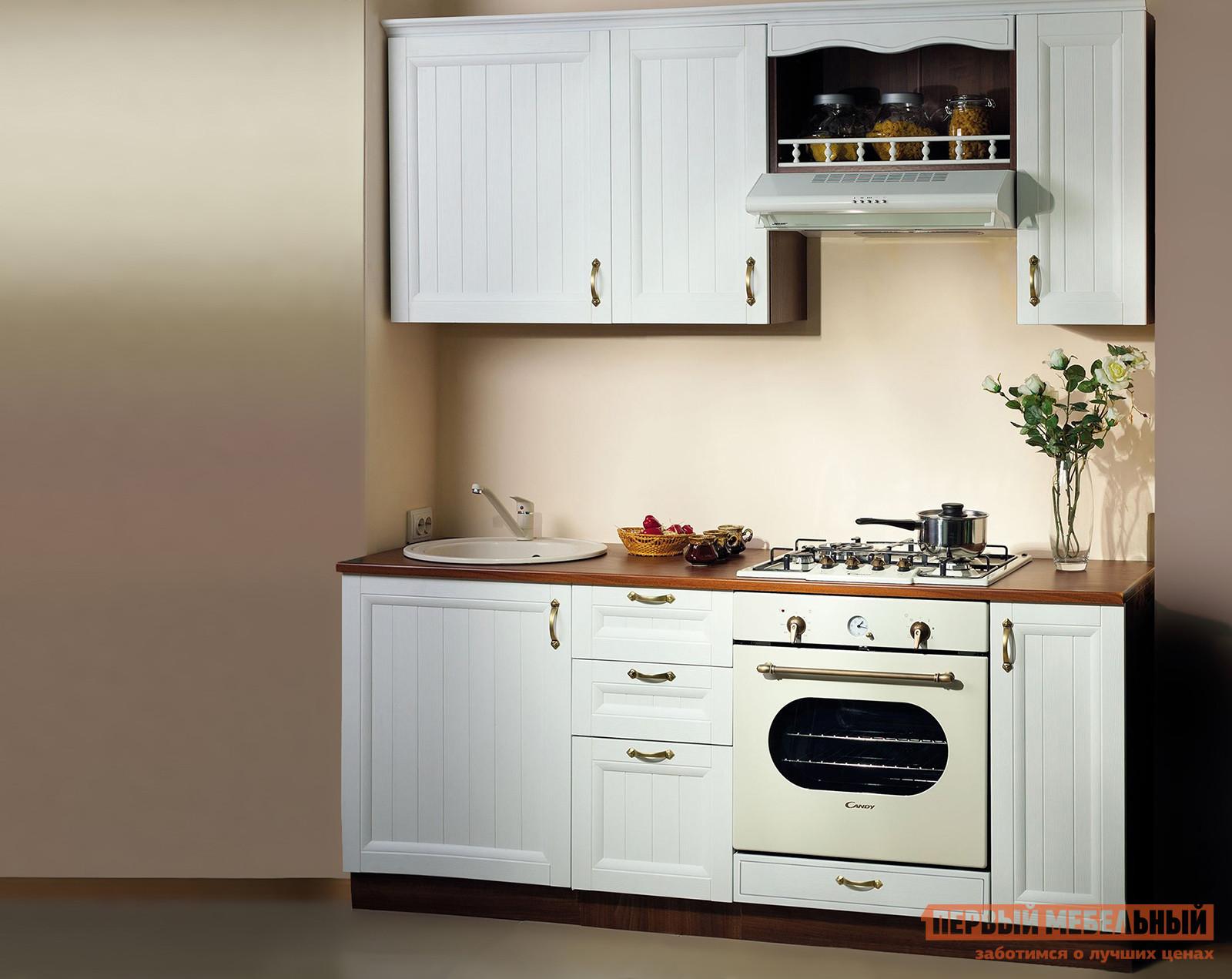 Кухонный гарнитур Любимый дом Кантри 190 см Ясень Светлый любимый дом кухонный гарнитур анастасия
