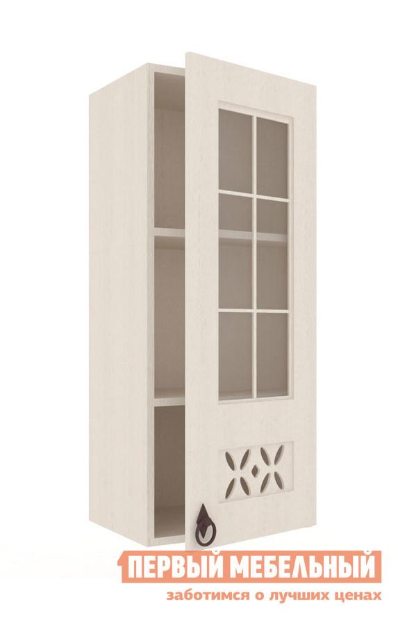 Шкаф-витрина Любимый дом ЛД.270420.251.370 правый любимый дом шкаф витрина любимый дом 635030 белый дезира эш