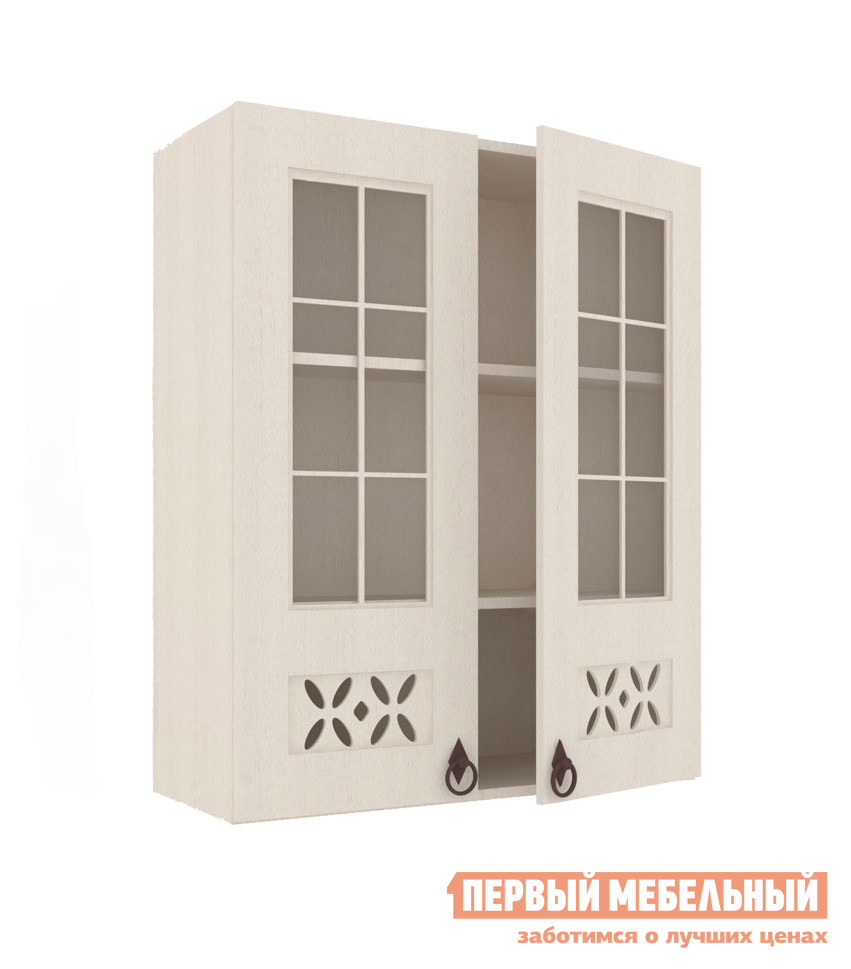 Шкаф-витрина Любимый дом ЛД.270460.251.470 любимый дом шкаф комбинированный берта 643 120 орех лугано