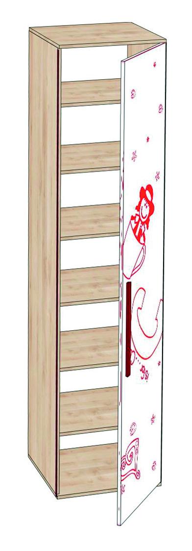 Шкаф детский Любимый дом ЛД 506.110