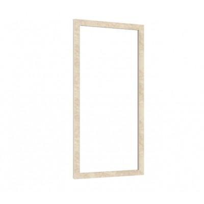 Настенное зеркало Любимый дом 125.140 Кожа Ленто / Рустика