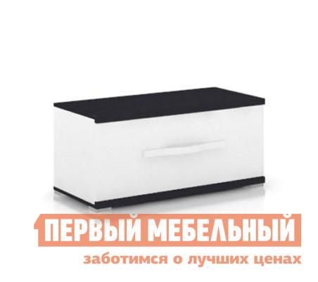 ТВ-тумба Любимый дом 635020 Белый / Дуб Белфорт Темный