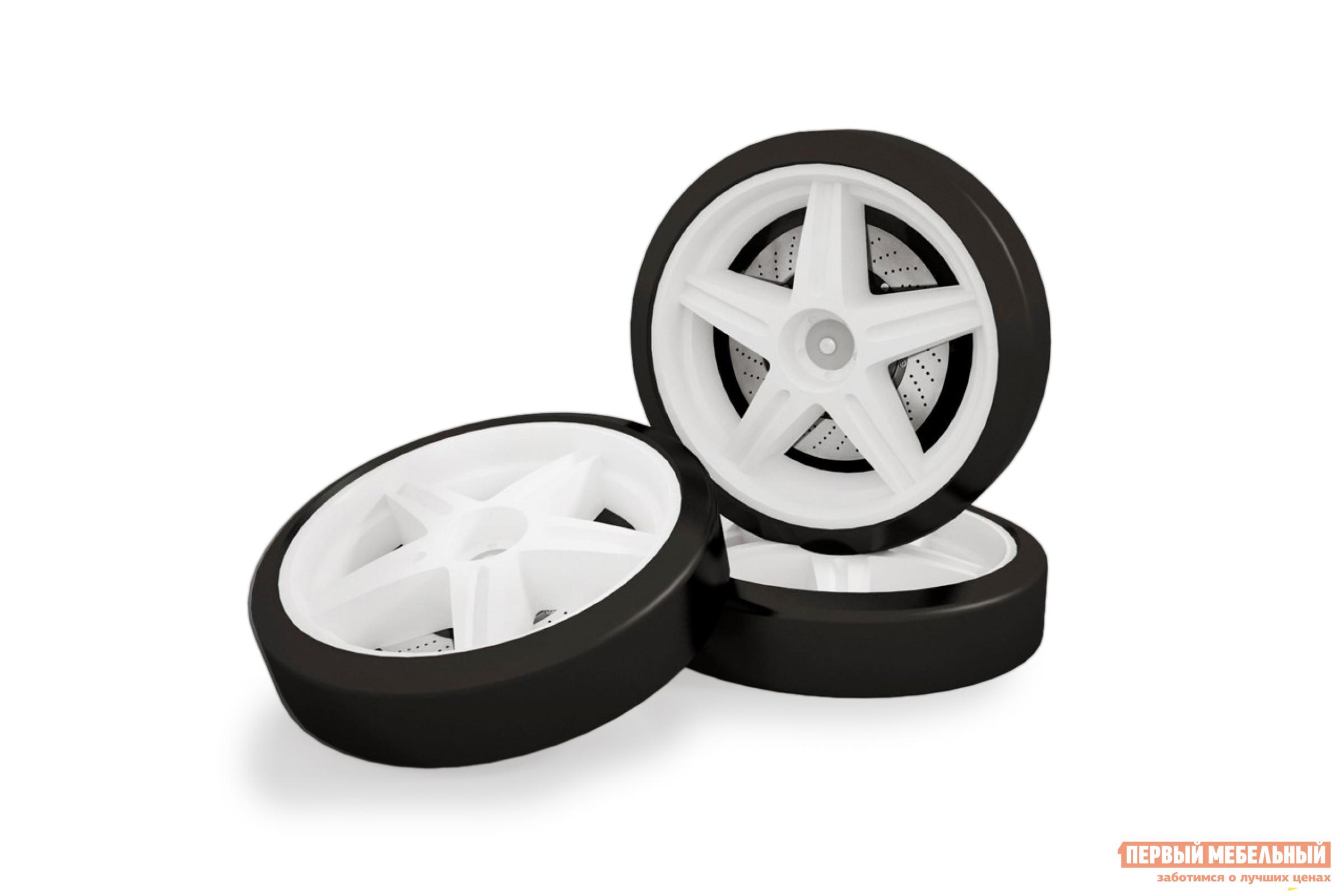 Аксессуар Bed-mobile Накладные колеса с дисками для БМ/Мерседес/Мозерати, Ауди А6, 2 шт