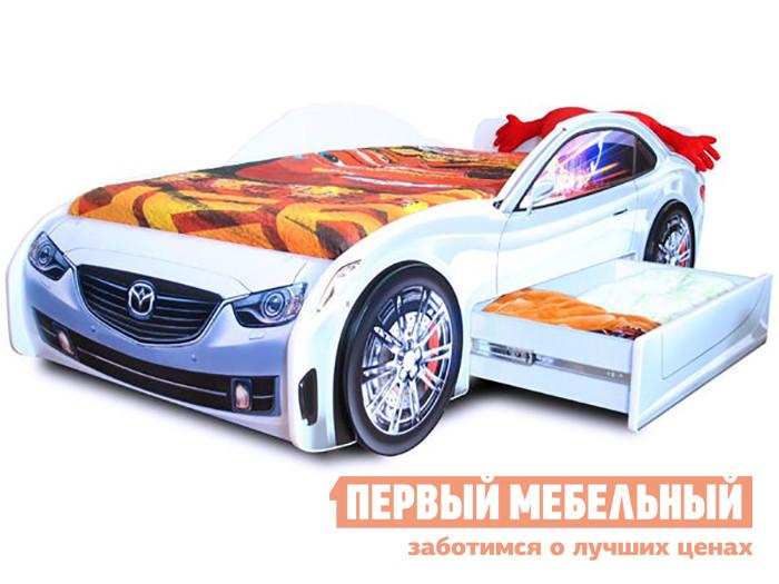 Детская кровать-машина Bed-mobile Лидер кровать машина бмв 70х160