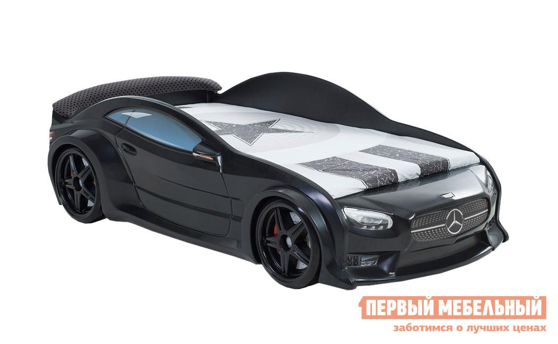 Детская кровать-машинка объемная Bed-mobile Мерседес-EVO