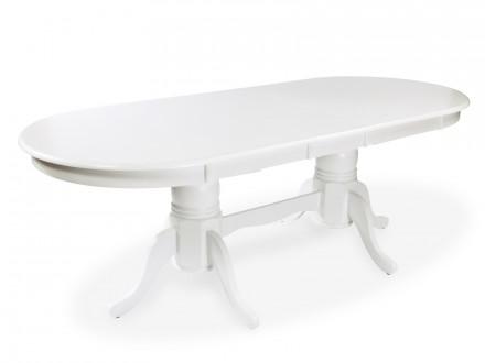 Обеденный стол Стол 2000 (white) Розе 2