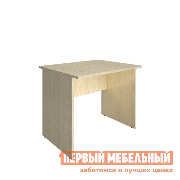 Письменный стол Riva А.СП-1 КленПисьменные столы для офиса<br>Габаритные размеры ВхШхГ 755x900x720 мм. Малый стол для офиса с увеличенной глубиной столешницы.  Размер рабочей поверхности составляет 900х720 мм. Изделие выполнено из трехслойного ЛДСП высокого качества с защитой торцевых элементов кромкой ПВХ.  Столешница имеет толщину 22 мм.<br><br>Цвет: Светлое дерево<br>Высота мм: 755<br>Ширина мм: 900<br>Глубина мм: 720<br>Форма поставки: В разобранном виде<br>Срок гарантии: 12 месяцев<br>Тип: Прямые<br>Материал: Дерево<br>Материал: ЛДСП<br>Размер: Маленькие