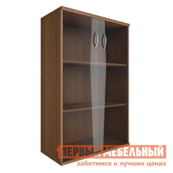 Шкаф-витрина  А.СТ-2.4 Орех Гварнери