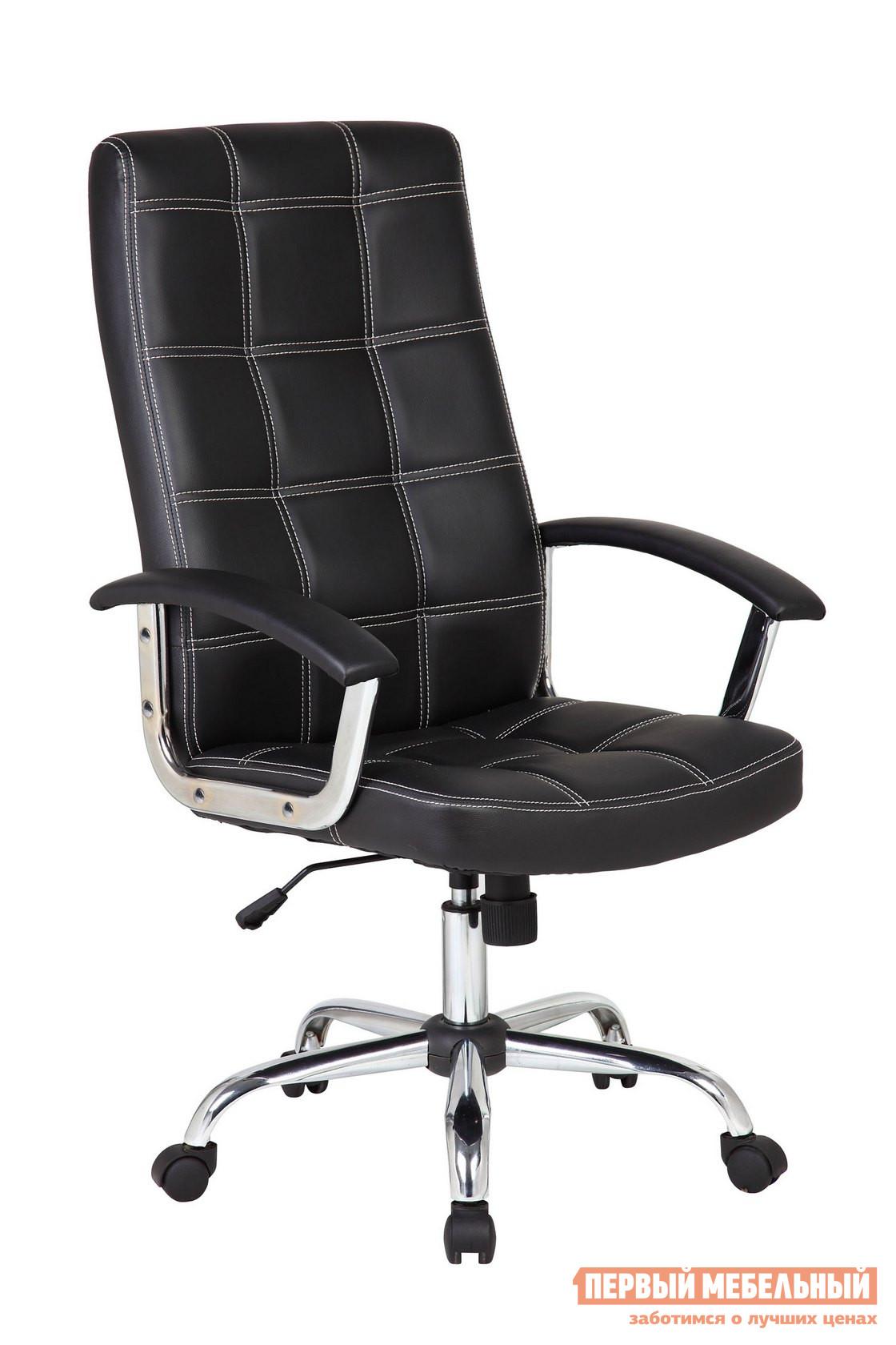 Кресло руководителя Riva Chair Кресло RCH 9092 - 1 Чёрный (QC-01)