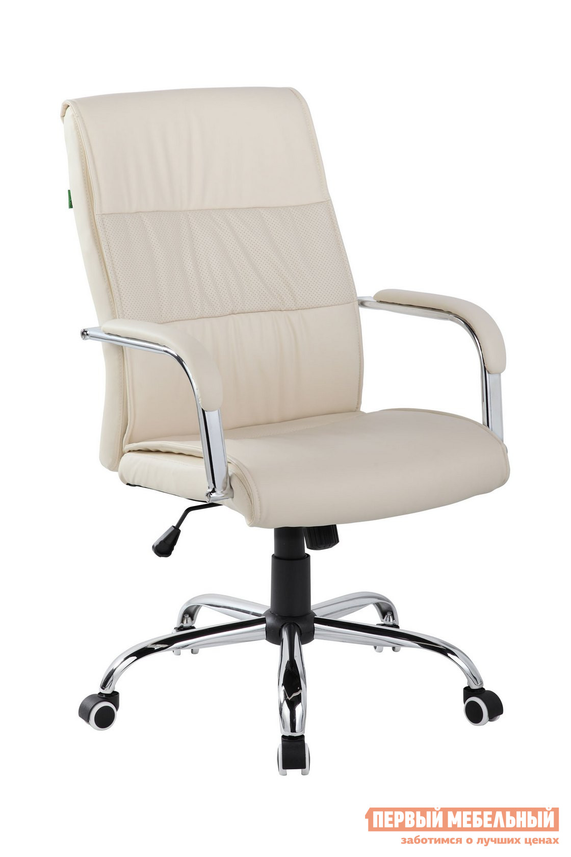 Кресло руководителя Riva Chair Кресло RCH 9249 - 1 Бежевый (QC-09)