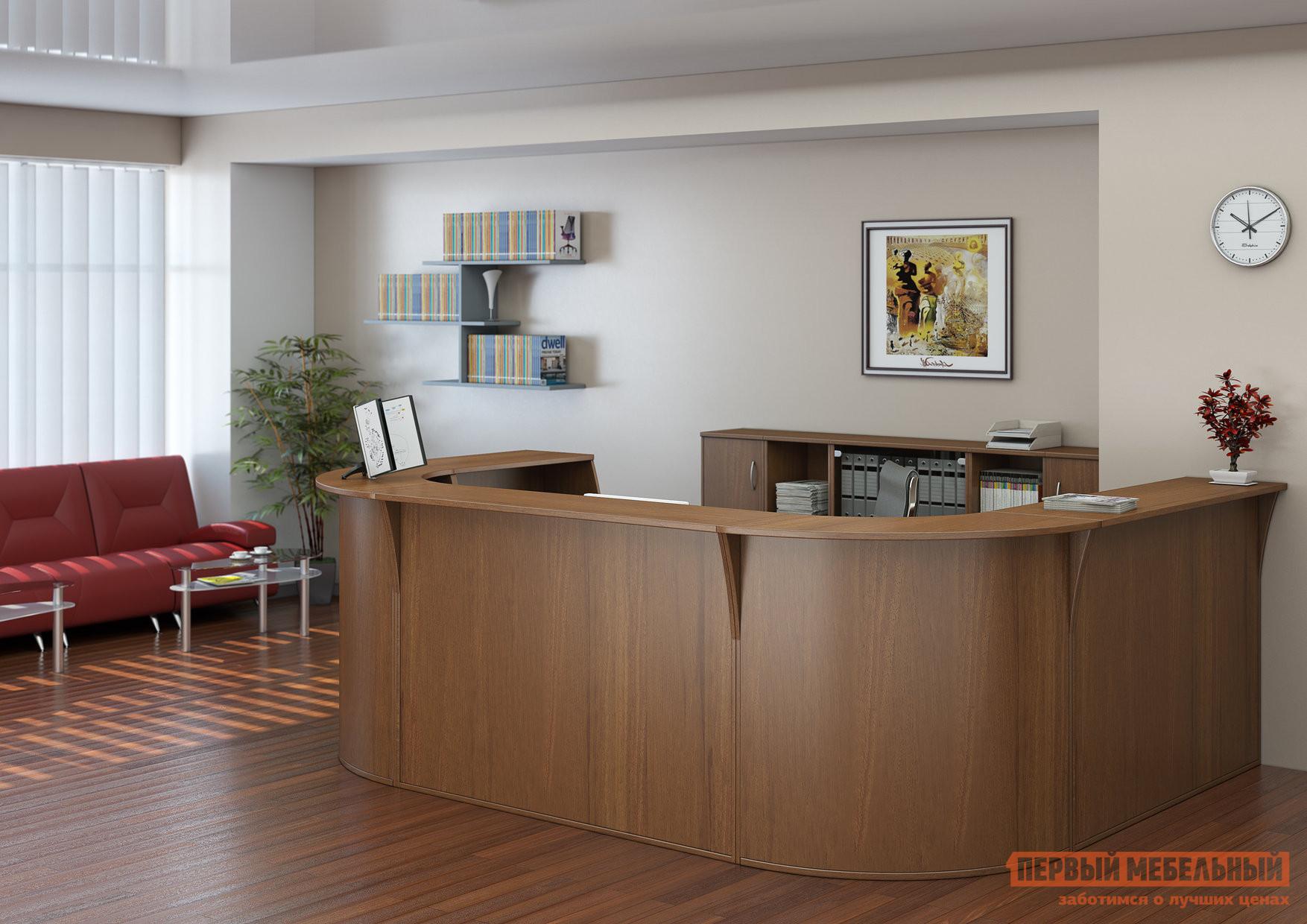 Комплект офисной мебели Riva Рива Ресепшн К1 комплект детской мебели мебельсон колледж к1