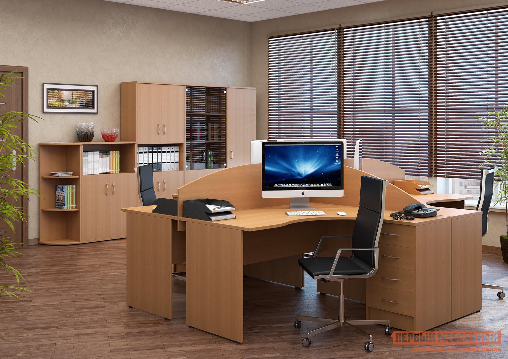 Комплект офисной мебели Riva Рива К1 комплект детской мебели мебельсон амели м к1