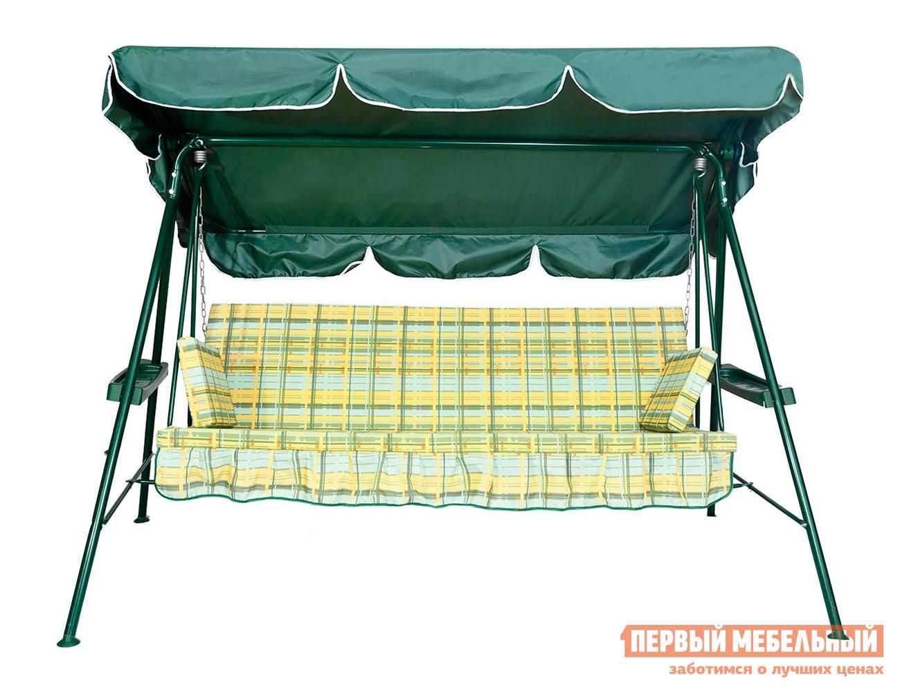 Качели OLSA Стандарт-2 С558 Желто-зеленый