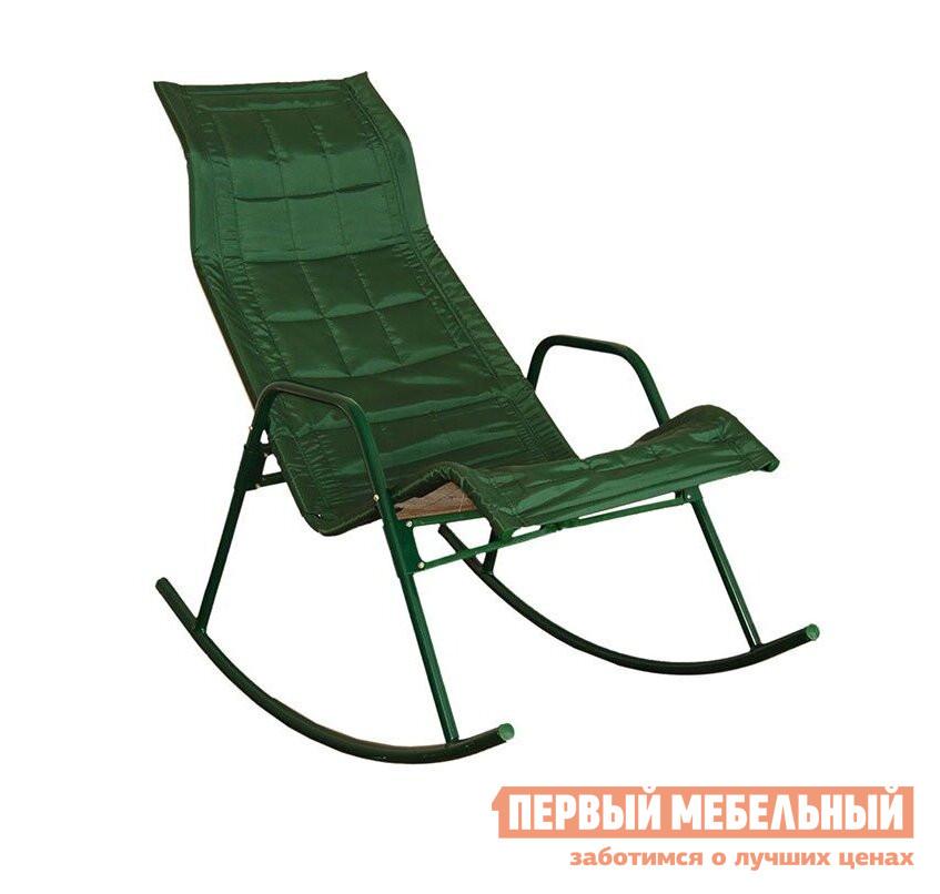 Кресло-качалка OLSA Нарочь Зеленый