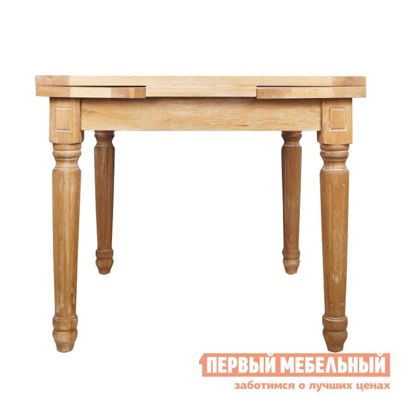 Обеденный дубовый стол Этажерка Country DT-515F-OAK квадратный стол обеденный dupen dt 02 орех