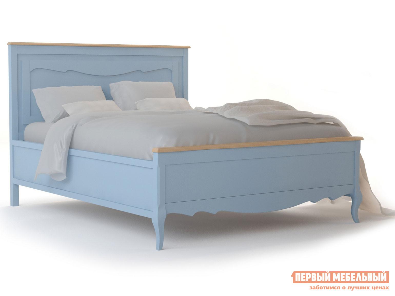 Двуспальная кровать Этажерка ST9341