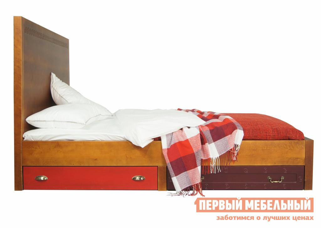 Двуспальная кровать Этажерка М10516/18/ETG etg home кровать