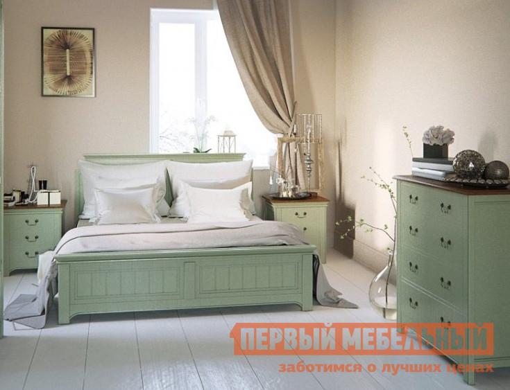 Комплект мебели для спальни Этажерка Оливия К5