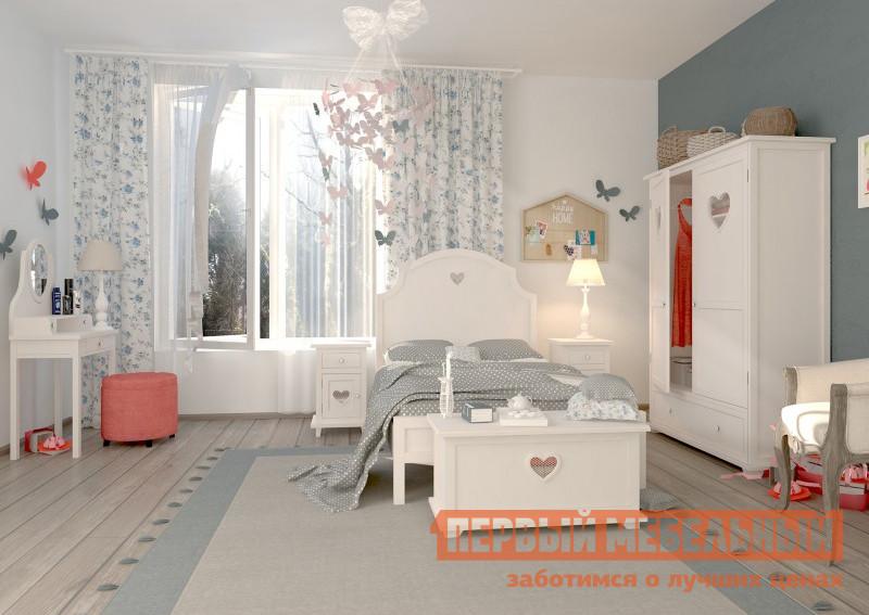 Комплект детской мебели Этажерка Аделина К