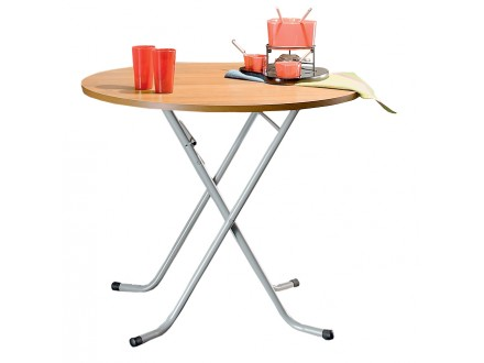 Обеденный стол Мадрид круглый D=900 Мадрид круглый