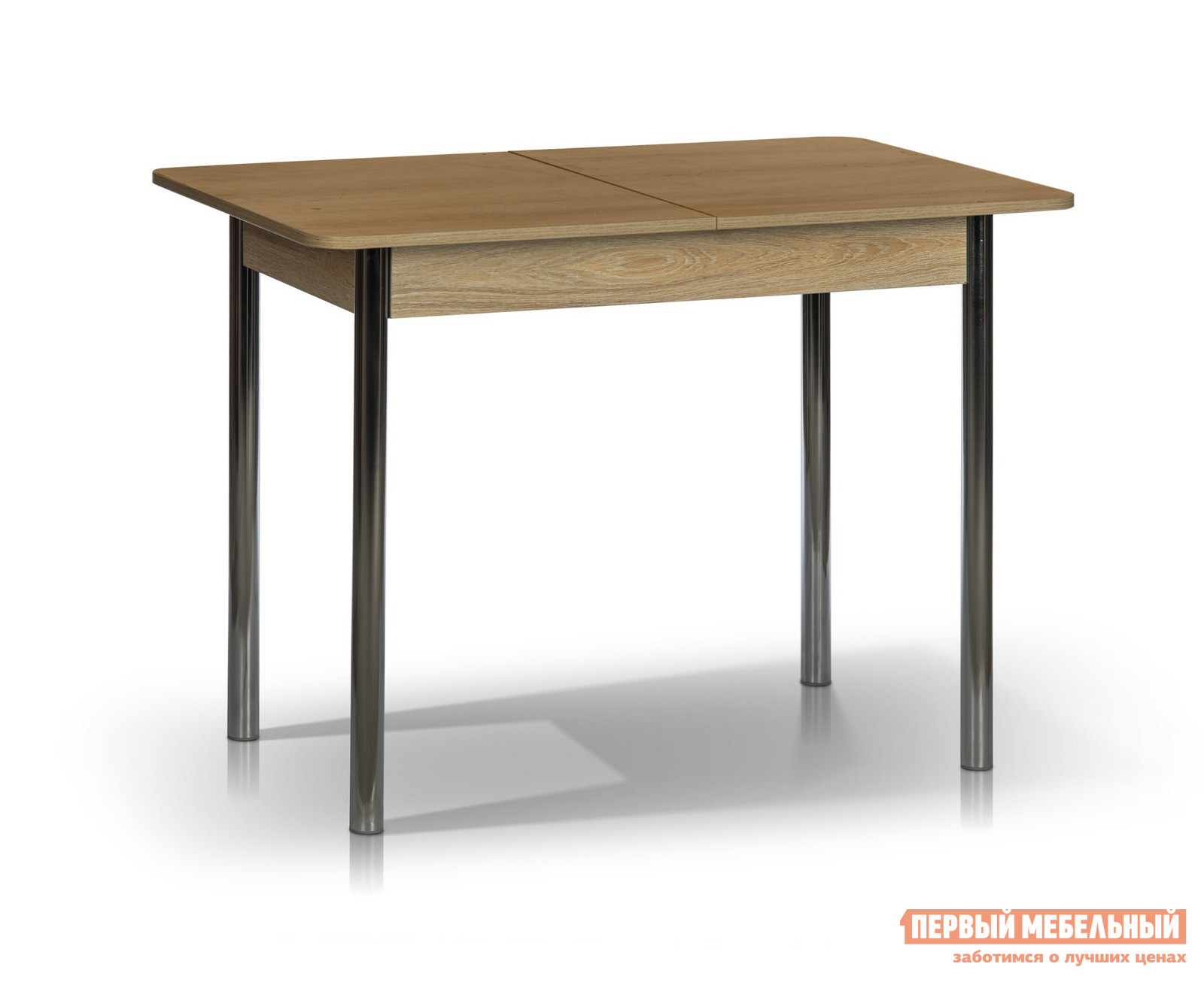 Кухонный стол МегаЭлатон Капри Дуб швейцарский