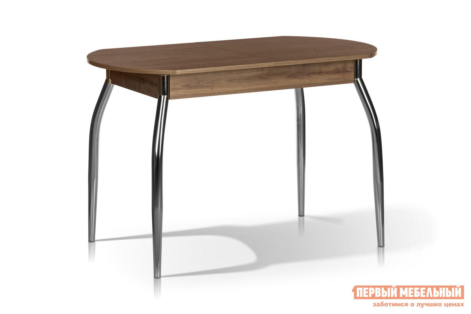 Кухонный стол МегаЭлатон Сиена Мини Каштан минск