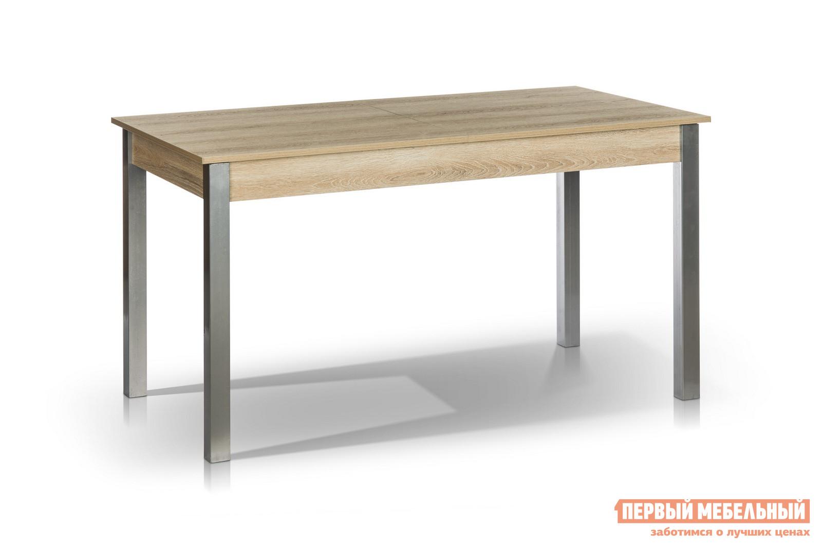 Кухонный стол МегаЭлатон Лугано-Мини Дуб швейцарский