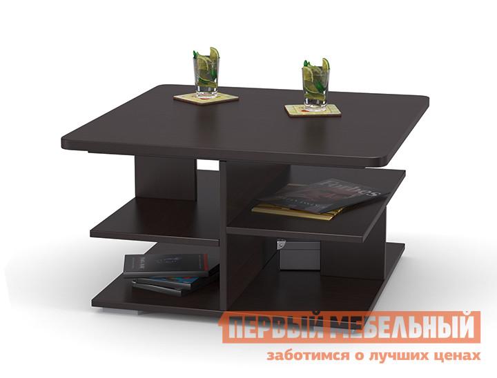 Журнальный столик МегаЭлатон Эдем 09 стол журнальный Венге