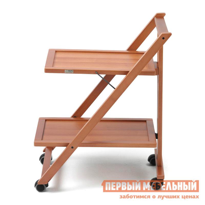 Складной сервировочный столик на колесах Arredamenti Italia Симпати арт. 575