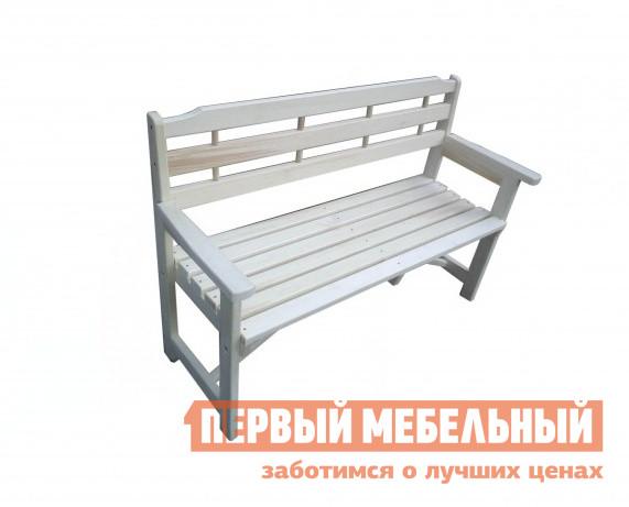 Скамейка СМКА БМ050Б, БМ051Б Осина, Ширина 1700 мм
