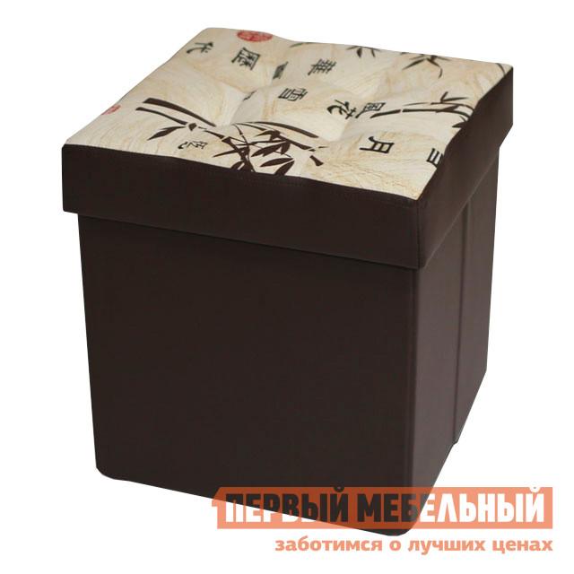 Пуфик с ящиком для хранения DreamBag Пуфик складной Бамбук