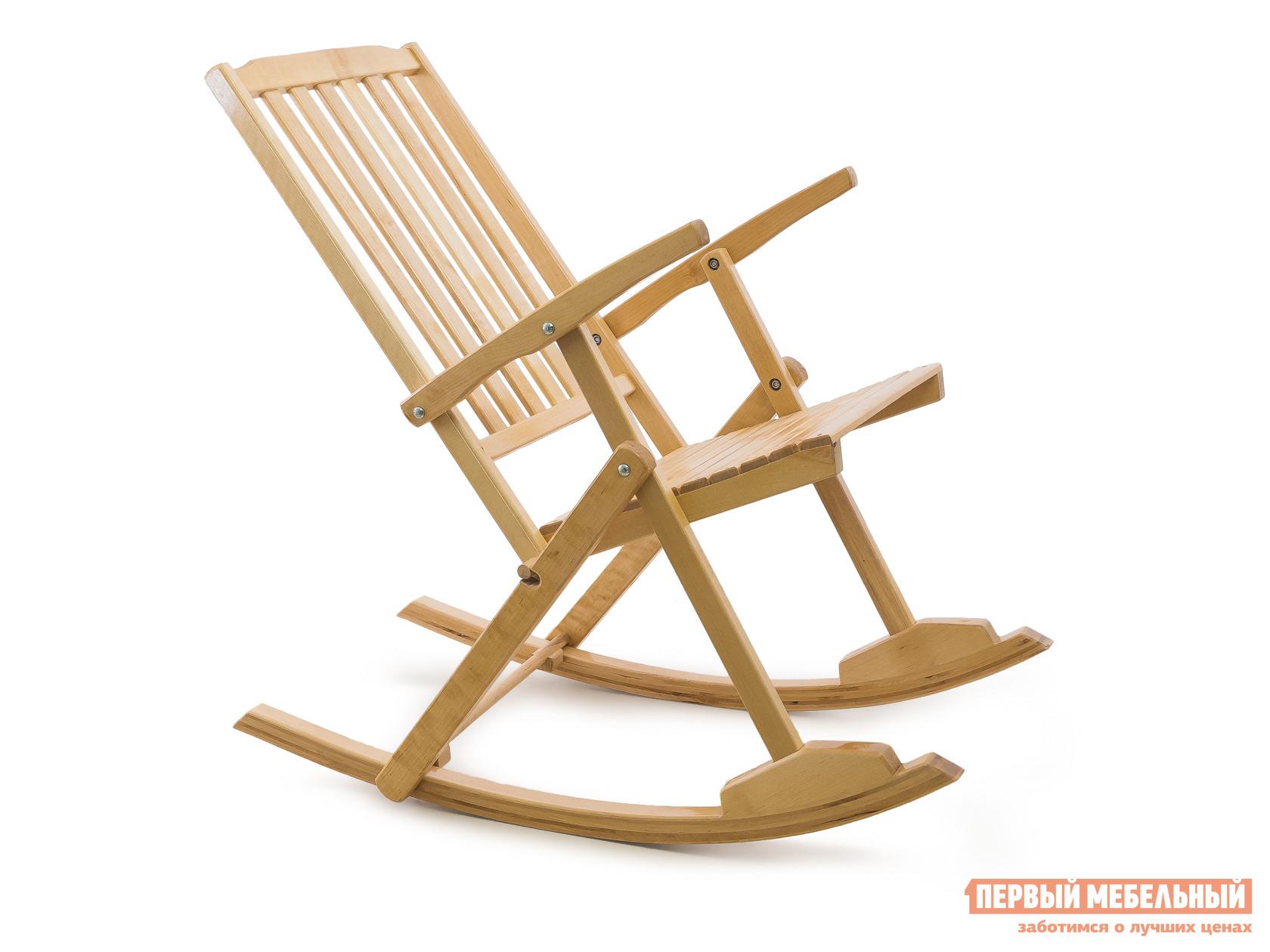 Кресло-качалка СМКА СМ003Б Береза