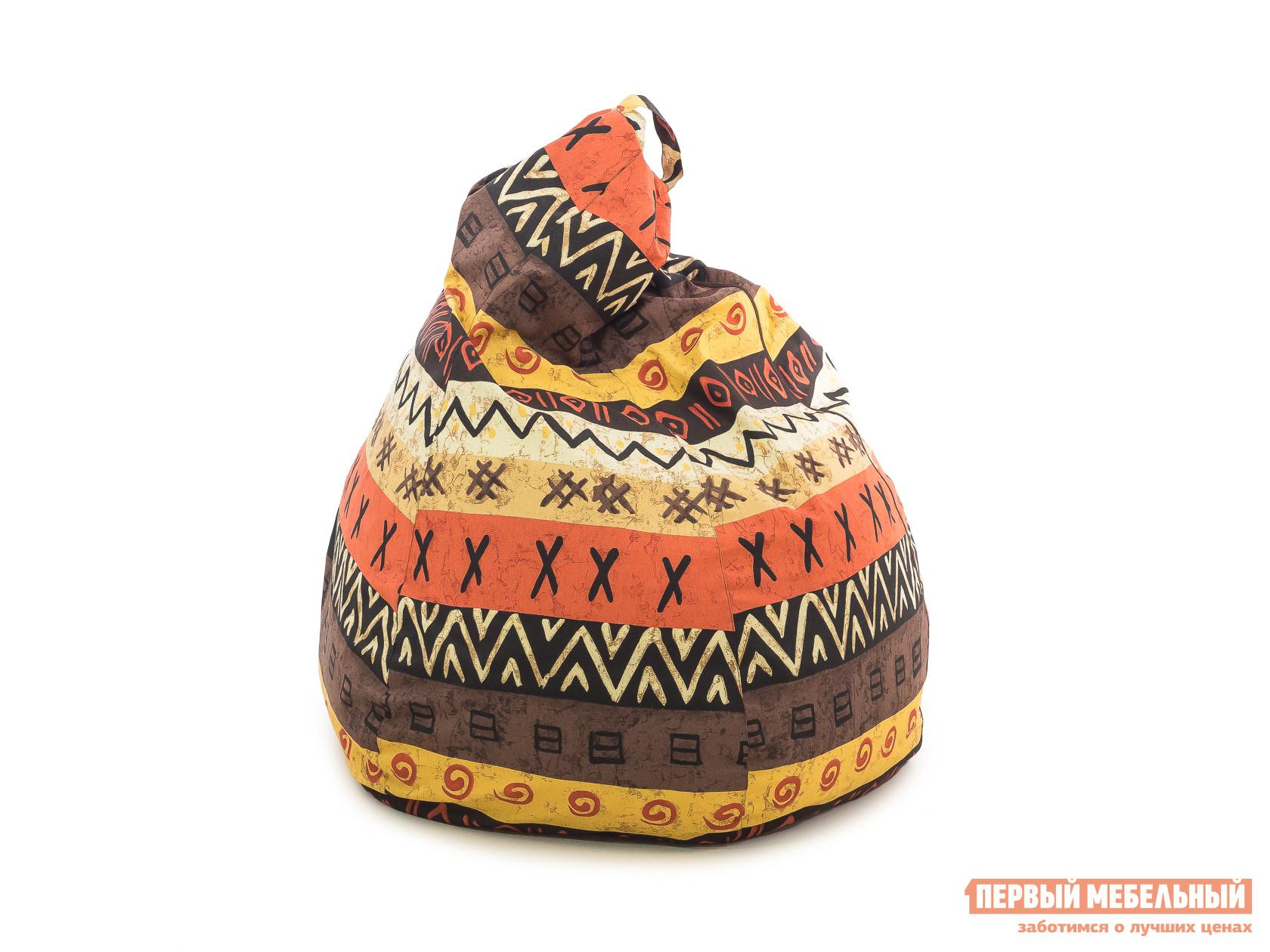 Мягкое кресло-мешок DreamBag Африка II пуф dreambag круг cherry