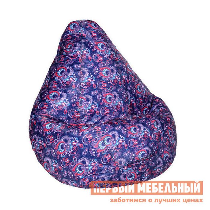 Кресло-мешок DreamBag Кресло Мешок Оксфорд Принт 3XL