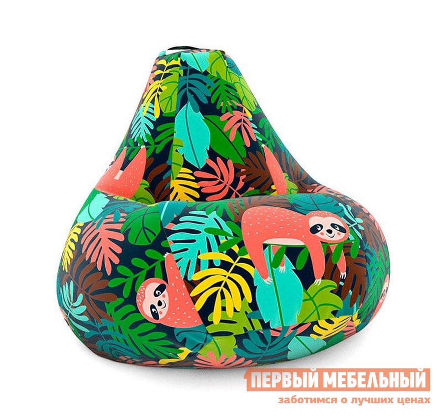 Кресло-мешок DreamBag Кресло Мешок Жаккард 3XL цена в Москве и Питере