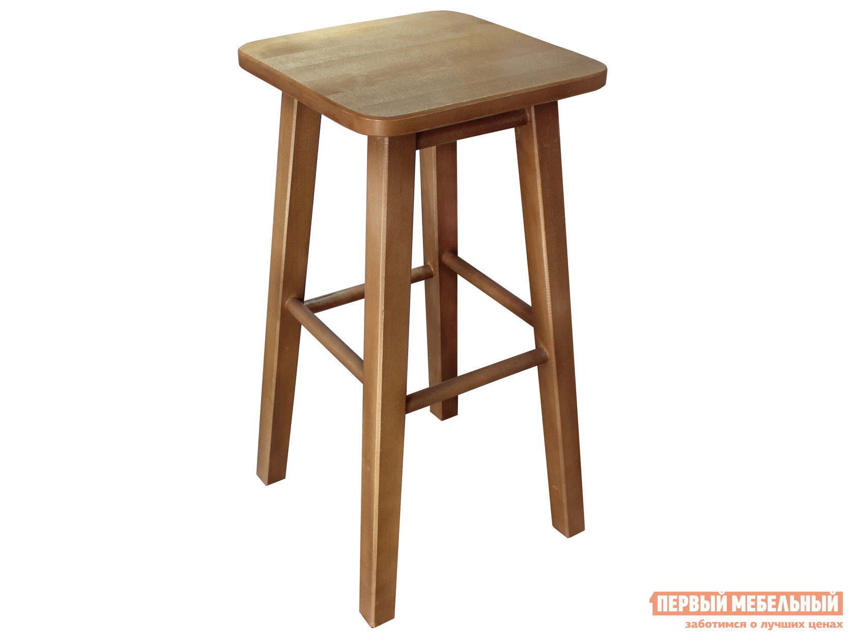 Барный стул  КМ022Б Орех, 650 мм