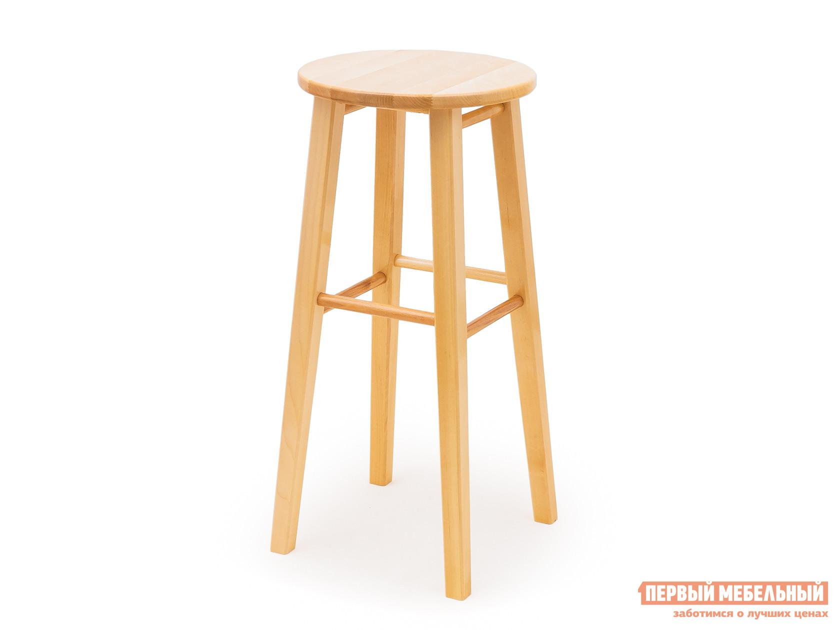 Барный стул СМКА КМ023Б Береза, 750 мм